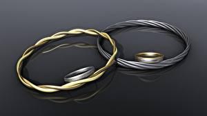 Фото Украшения Браслет Ювелирное кольцо 3д 3D Графика