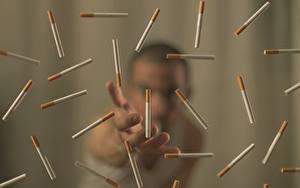 Обои Много Мужчина Боке Сигареты Рука