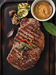 Обои Мясные продукты Овощи Пища