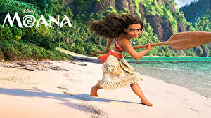 Фото Моана Дисней Позирует Maui Девушки