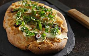 Обои Пицца Выпечка Крупным планом Пища