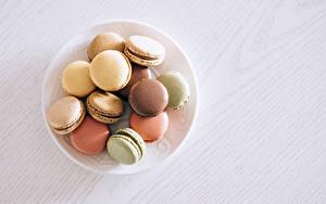 Картинки Тарелка Макарон Продукты питания