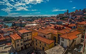 Фото Португалия Порту Дома Краши