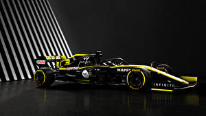 Фотография Рено Формула 1 Тюнинг 2019 R.S.19 Автомобили