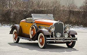 Фотография Винтаж Кабриолет Родстер 1931 Hudson Greater Eight Sport Roadster Авто