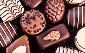 Фотография Сладости Конфеты Шоколад Дизайна