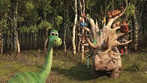 Фотография Хороший динозавр