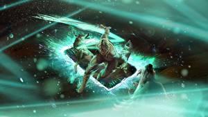Фотография Ведьмак 3: Дикая Охота Cirilla Gwent: the witcher card game Игры