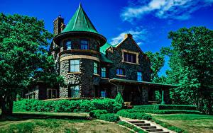 Картинка Штаты Здания Особняк Дизайна Henry H Meyers House, Duluth, Minnesota