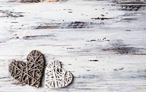 Фото День всех влюблённых Серце Шаблон поздравительной открытки