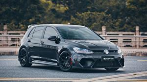 Картинка Volkswagen Металлик Черный 2019-20 ASPEC PPV400S авто