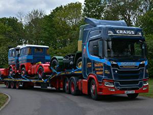 Картинка Scania Грузовики