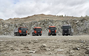 Фотография Scania Грузовики Автомобили