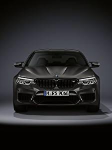 Картинка BMW Спереди M5 F90 2019 Edition 35 Years