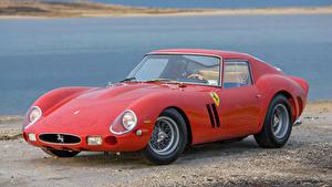 Фото Феррари Красный Металлик 1962 250 GTO Scaglietti