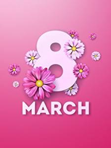 Фото Международный женский день Инглийские