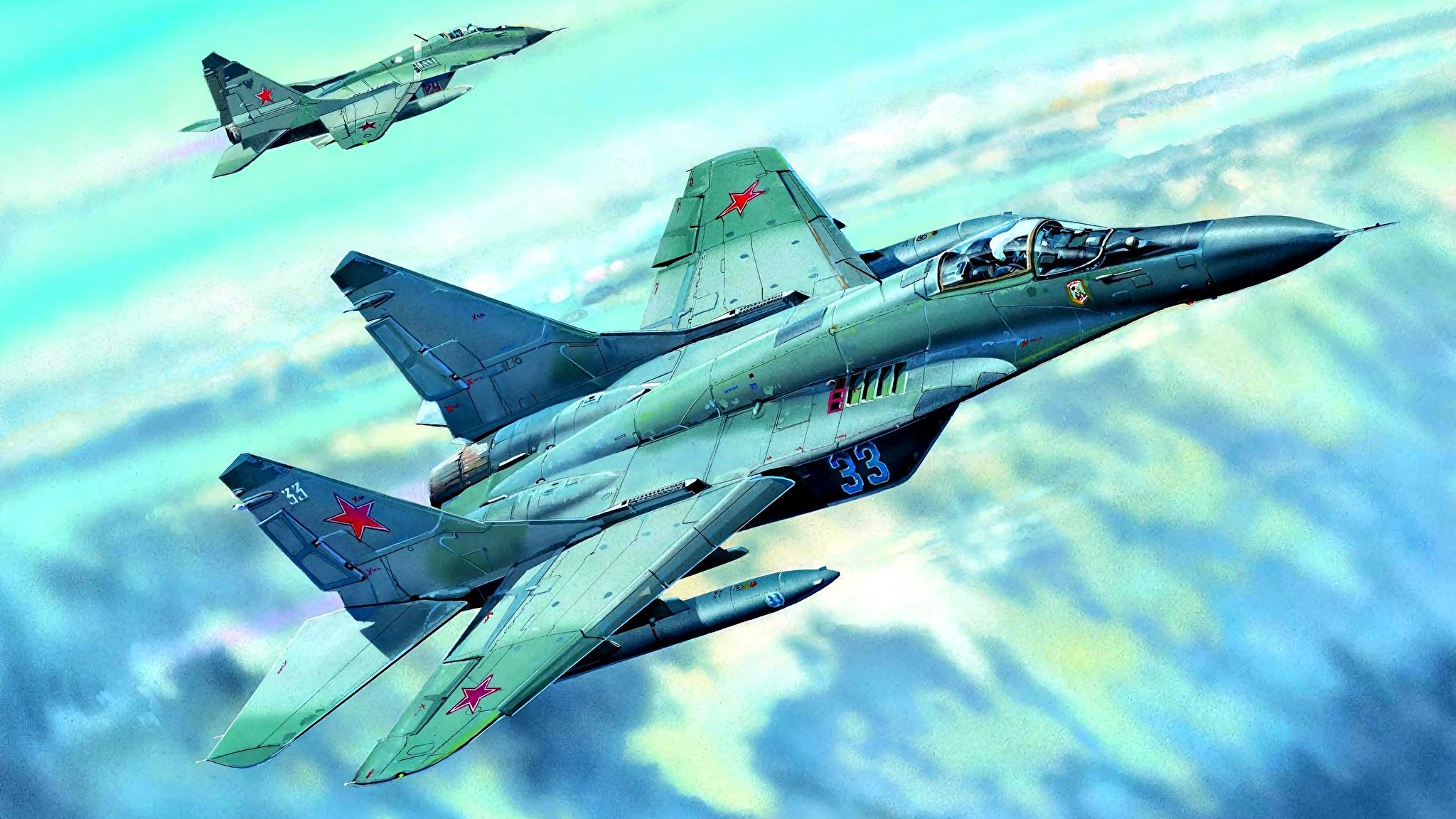 Реакция в США на планы России оснастить истребители МиГ отечественной системой целеуказания и индикации