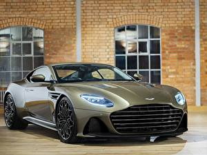 Фотографии Астон мартин Металлик DBS Superleggera 2019 OHMSS Edition авто