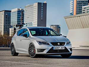 Фото Seat Серебряная Металлик Leon Cupra 290 Worldwide, 5F hatchback