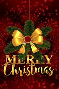 Фотография Рождество Английский Бантик
