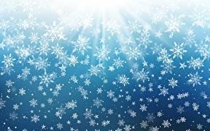 Картинка Текстура Новый год Снежинка