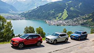 Фото Volvo Трое 3 XC90, XC60, XC40 Авто