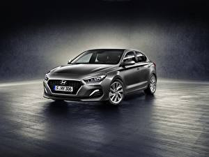 Фото Hyundai Серый Металлик i30 Fastback Автомобили