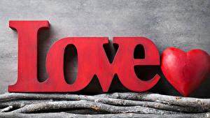 Картинки День святого Валентина Английский Сердце