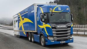 Фото Scania Грузовики 2016-17 R 500 6×2 Highline