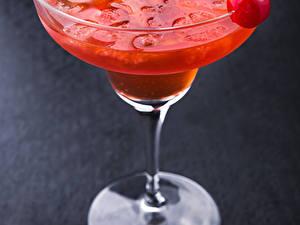 Обои Алкогольные напитки Коктейль Крупным планом Бокалы Пища