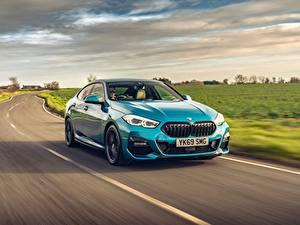 Фотографии BMW Дороги Скорость Металлик 218i, Grand Coupe, 2020 Автомобили