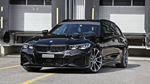 Фотография BMW Черные Металлик Универсал 2020 dahler M340i xDrive Touring авто