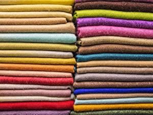 Обои Текстура Текстиль Разноцветные