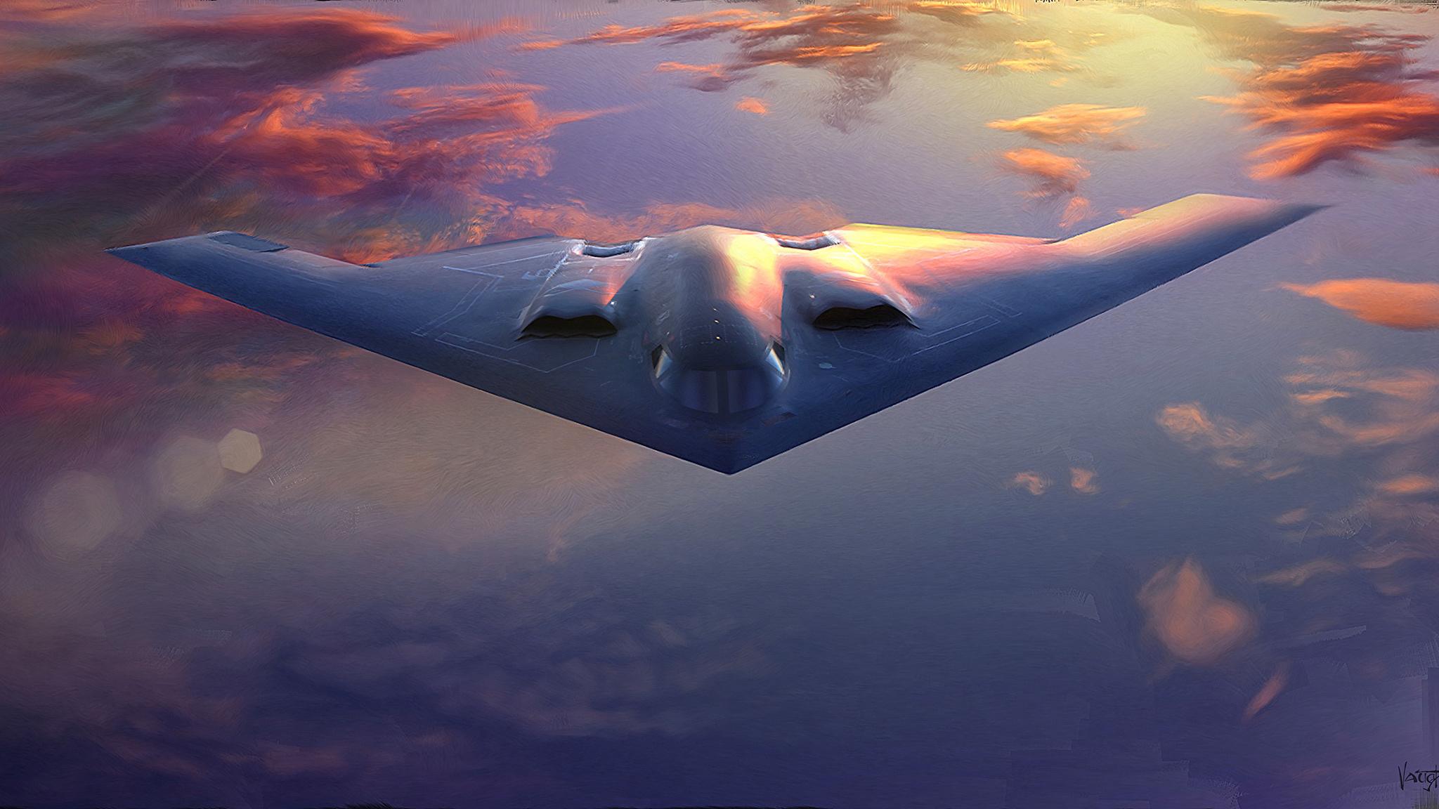 Airplane_Bomber_Spirit_B-2A_American_521