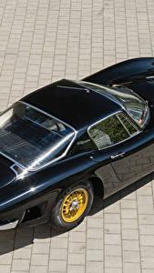 Фото Bizzarrini Старинные Черный Металлик Сверху 1966-67 5300 GT Strada Bertone Авто