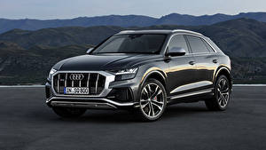 Картинка Audi Серый Металлик 2019 SQ8 TDI Worldwide авто