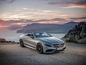 Фото Mercedes-Benz Кабриолет AMG S-Class A217