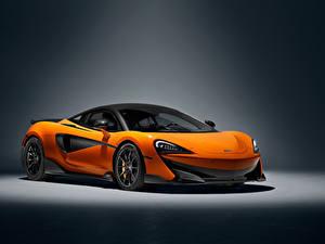 Фотографии McLaren Оранжевая Металлик 2018 600LT Worldwide авто