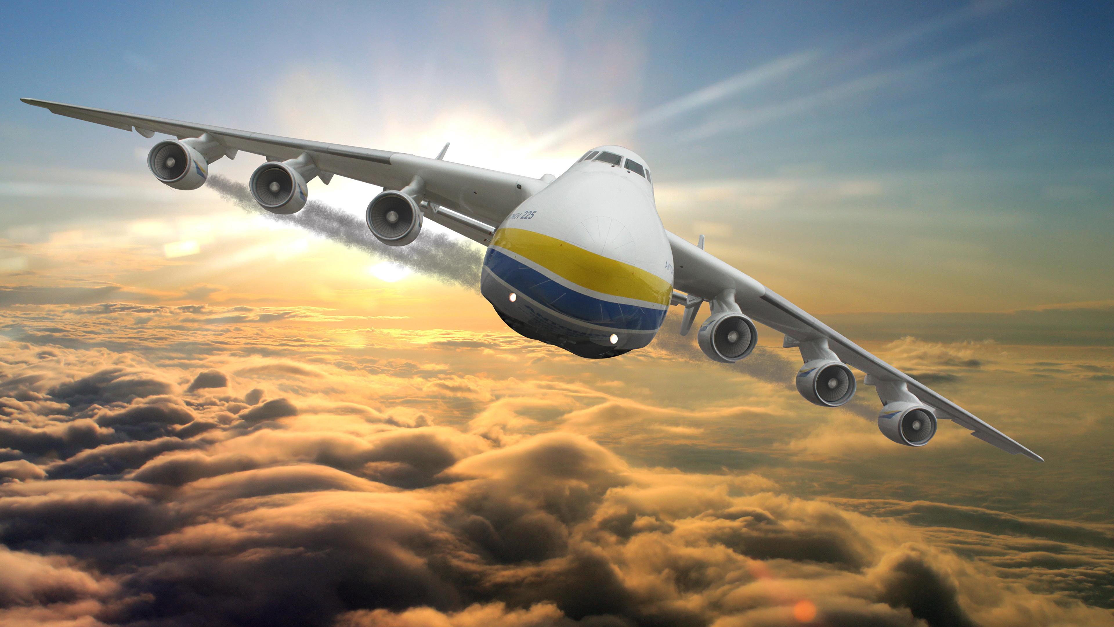 Обои Самолёт, транспортный. Авиация foto 13