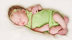 Фото Младенцы Спят