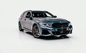Фотография БМВ Металлик Универсал M340i xDrive Touring, Worldwide, G21, 2020 авто