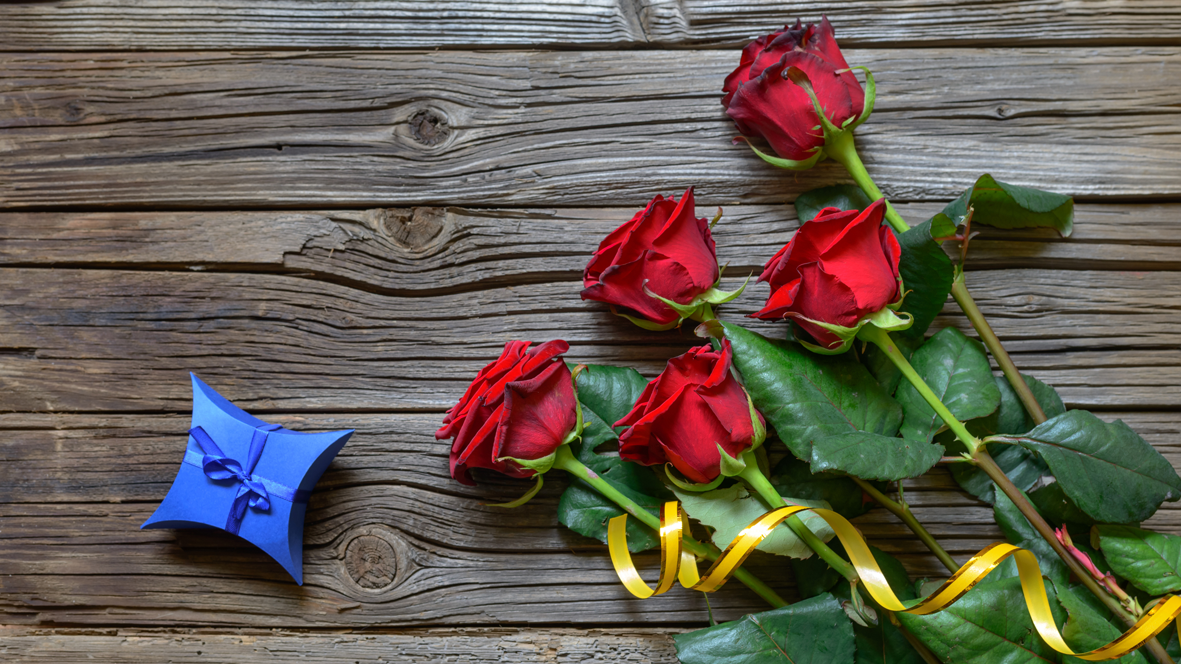 розы красные подарок смотреть