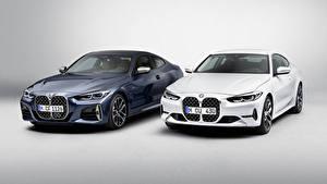 Фотографии BMW Вдвоем 2020 4 Series