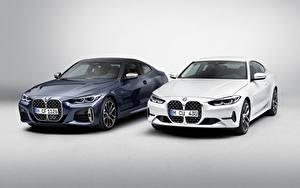 Фотографии BMW Вдвоем 2020 4 Series Автомобили