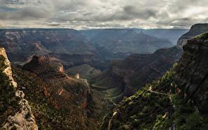 Фотографии Америка Гранд-Каньон парк Парки Горы Каньоны