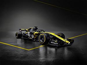 Фотография Формула 1 Рено 2018, R.S.18 Автомобили