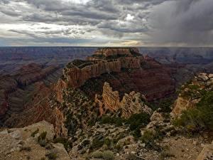 Обои США Парк Каньон Grand Canyon National Park, Arizona