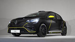 Фото Рено Черных Купе 2019 Clio Cup