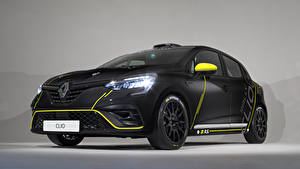 Фото Рено Черная Купе 2019 Clio Cup