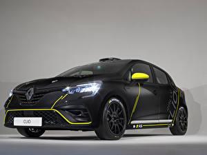 Фото Рено Черная Купе 2019 Clio Cup авто